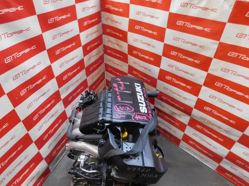 Двигатель Suzuki M16A